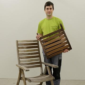 AuftragArbeit hier werden Ihre Holzarbeiten durch ein Schreinerteam umgesetzt.