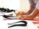 AuftragArbeit Näharbeiten, wir verarbeiten Ihr Material zu trendigen Taschen.
