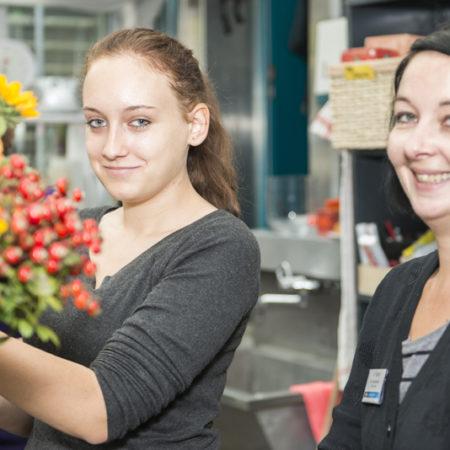 AuftragArbeit unser Angebot im Bereich Floristik ist umfassend.
