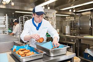 Dienstleistung Gastronomie