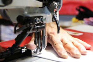 Dienstleistung Textil & Näharbeiten