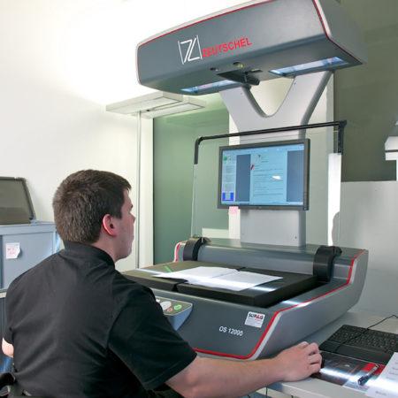 AuftragArbeit wir können Dokumente digitalisieren und daraus hochwertige JPEG Dateien erstellen.
