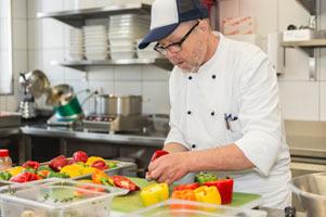 Dienstleistung Bankett & Catering